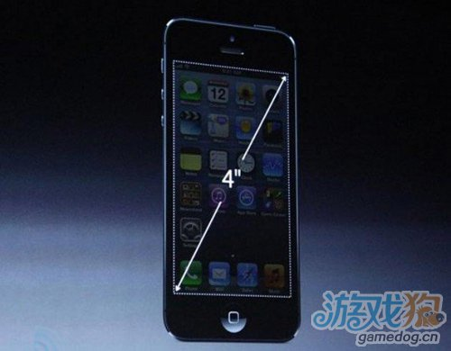苹果为什么将iPhone 5设计成4英寸