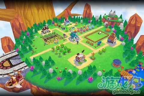 在超萌魔法世界中生活:魔法庄园 评测2