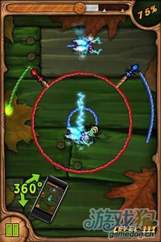 休闲益智游戏:烧绳子 来完美的通关吧4