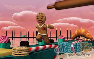 休闲游戏:饼干快跑 加速飞奔逃离你被吃掉的命运2