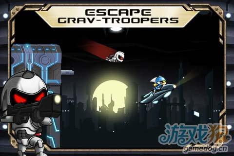 华丽的动作游戏:重力小子 带你进入一个奇妙世界5
