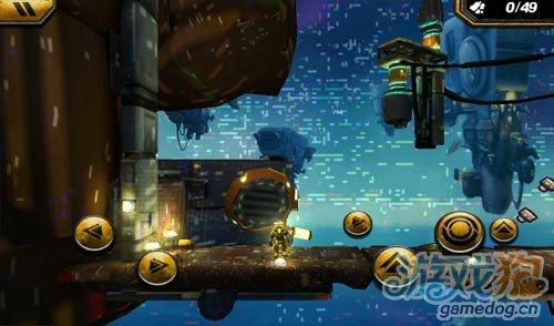 科幻跑酷游戏:惯性超速逃逸 震撼来袭3