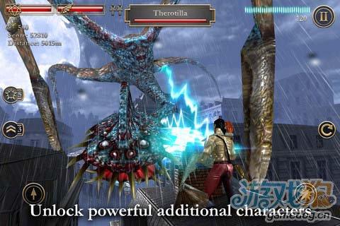 风格另类的3D跑酷游戏:血奔 更新评测4