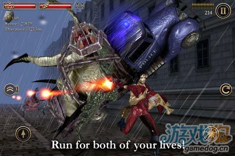 风格另类的3D跑酷游戏:血奔 更新评测5