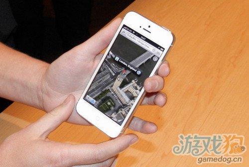 升级四核显卡 苹果iPhone5配1GB内存