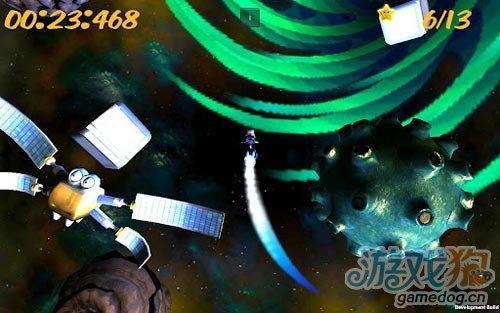 画面不错太空冒险游戏:乳牛冒险记 乳牛太空翱翔4