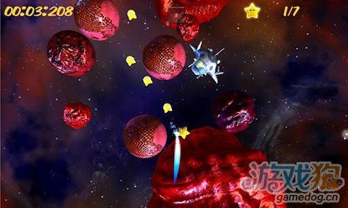 画面不错太空冒险游戏:乳牛冒险记 乳牛太空翱翔3
