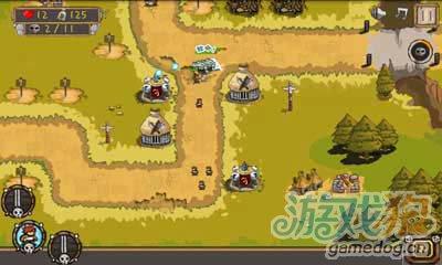 塔防迷的饕餮盛宴:部落守卫战I 创造部落的辉煌吧3