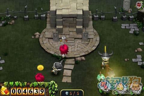 安卓休闲游戏:僵尸猎人 去消灭僵尸吧5
