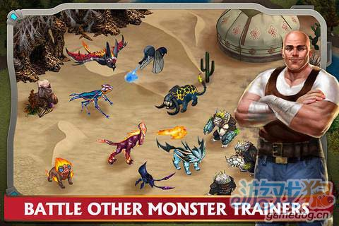 GREE出品:Monster Age 怪兽世纪 即将上架1