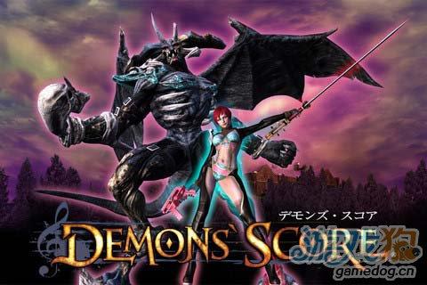 虚幻引擎制作 SE音乐新作 Demons'Score 现已上架1