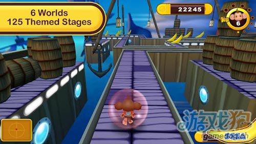 经典之作:超级猴子球2 带给你无穷乐趣2