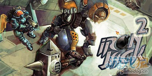 Defcon Studios发布机械主题游戏 钢铁杰克21