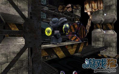 Defcon Studios发布机械主题游戏 钢铁杰克22