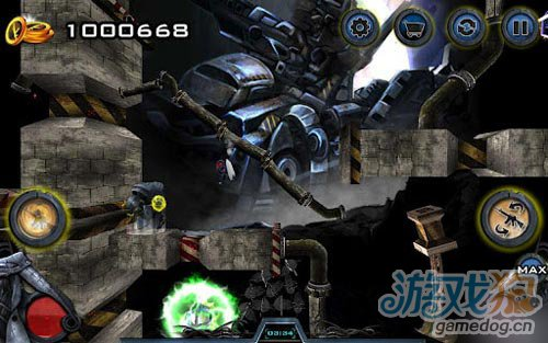 Defcon Studios发布机械主题游戏 钢铁杰克23