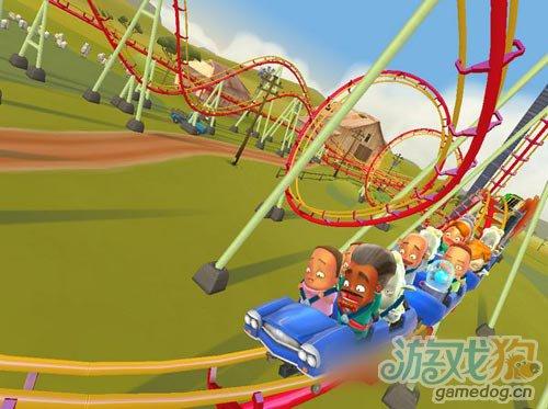 Frontier新作Coaster Crazy即将登陆iOS平台1