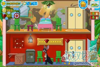 有趣的模拟经营游戏:兔八哥旅馆 给你的无穷乐趣2