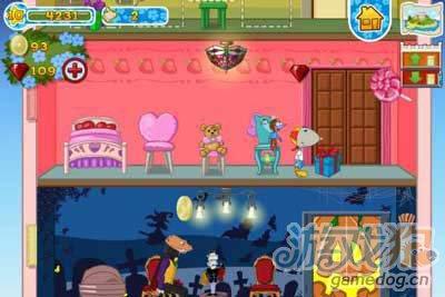 有趣的模拟经营游戏:兔八哥旅馆 给你的无穷乐趣4
