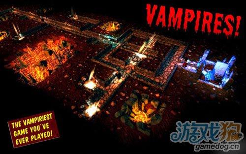 CBE Software决定多平台发布 动作解密游戏吸血鬼2