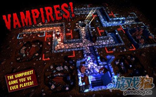 CBE Software决定多平台发布 动作解密游戏吸血鬼3
