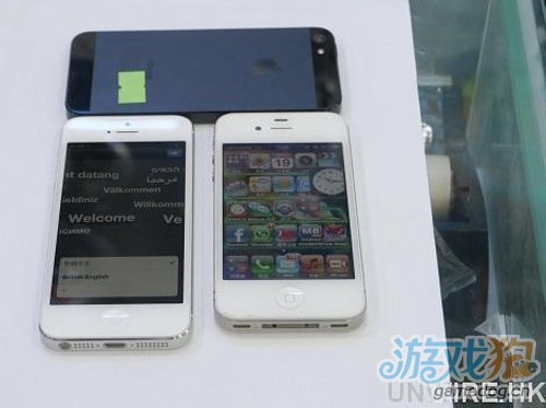 苹果iPhone5水货香港开卖 售价8800港币起