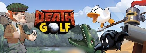 街机小游戏 Death Golf 即将于10月25日上架1