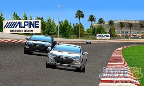 真实与概念合一:GT赛车现代汽车版 向你震撼袭来5