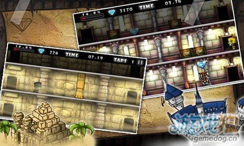 横版冒险游戏:怪盗鲁邦 偷走邪恶伯爵所有的宝石4