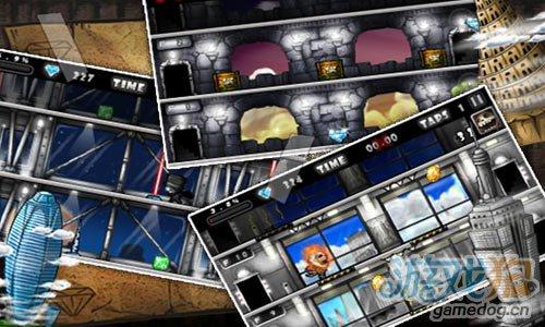 横版冒险游戏:怪盗鲁邦 偷走邪恶伯爵所有的宝石5