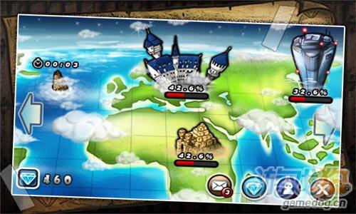 横版冒险游戏:怪盗鲁邦 偷走邪恶伯爵所有的宝石3