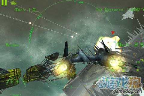 华丽的空战游戏:炙热战空 消灭敌人成为空战霸主2