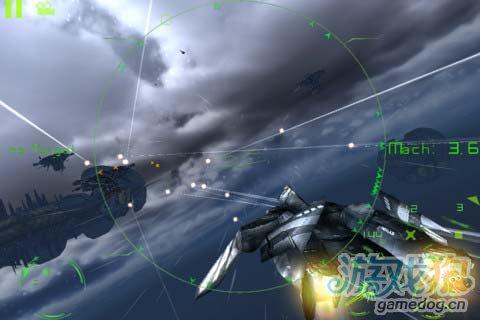 华丽的空战游戏:炙热战空 消灭敌人成为空战霸主1