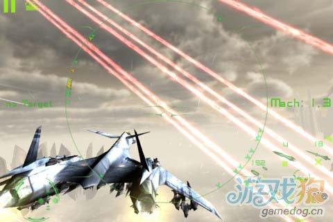 华丽的空战游戏:炙热战空 消灭敌人成为空战霸主4