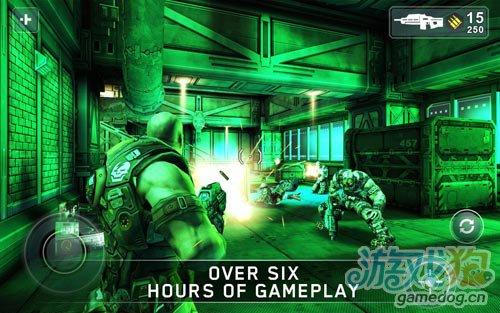 经典射击游戏:暗影之枪 体验紧张刺激2
