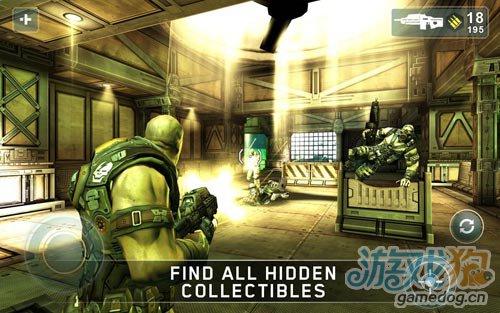 经典射击游戏:暗影之枪 体验紧张刺激4