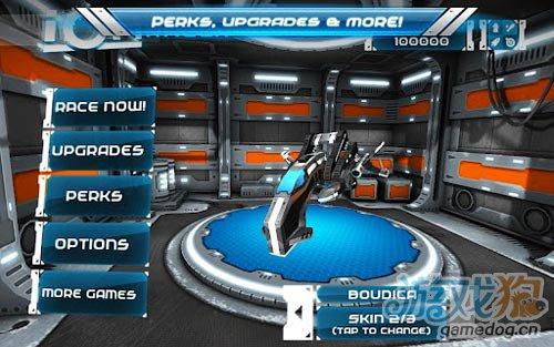 科幻风格竞速游戏:离子赛车 更新评测4