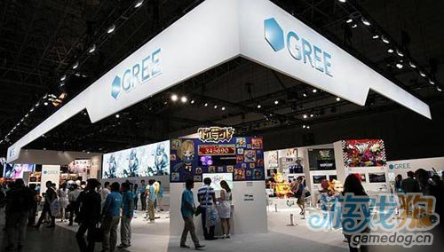 TGS2012传统游戏展会 IOS与Android占据展会超5成1