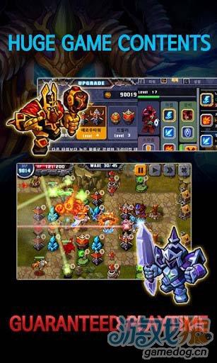 富有新意的塔防游戏:巫妖塔防 全力守卫你的领地2
