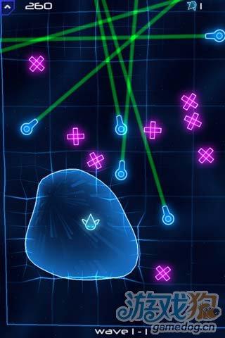 另类飞行游戏:精灵空间 带给你眼前一亮的视觉感1