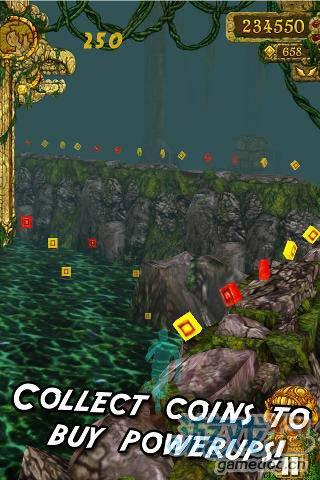 经典动作游戏:神庙逃亡 去狂奔吧少年2