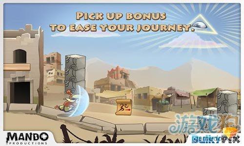 跑酷游戏:巴比伦狂奔 建造恢宏通天塔2