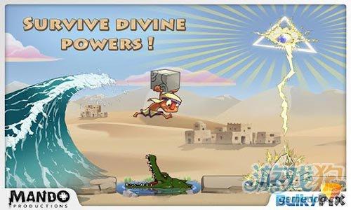 跑酷游戏:巴比伦狂奔 建造恢宏通天塔3