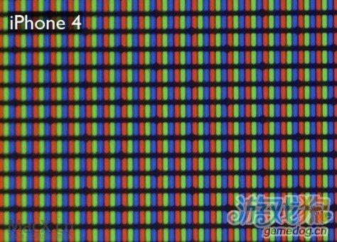 iPhone 5屏幕色彩明显优于iPhone 4