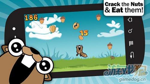 休闲游戏:松鼠吃坚果 快来帮助松鼠吃到美味坚果3