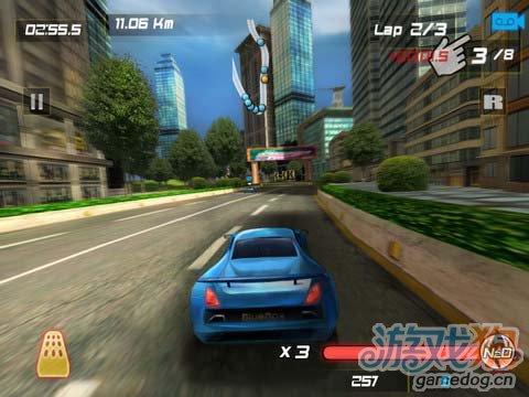 竞速游戏:巅峰狂飚 体验不一样的飙车感觉1