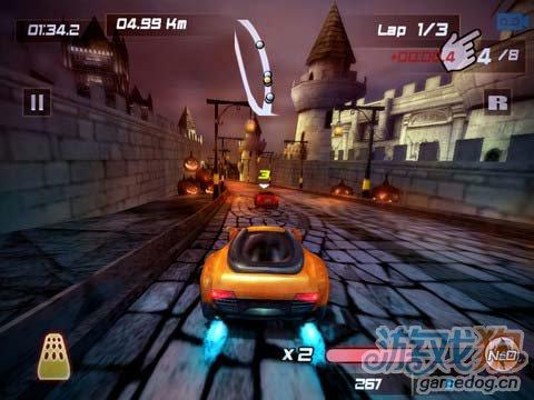 竞速游戏:巅峰狂飚 体验不一样的飙车感觉4