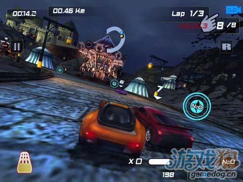 竞速游戏:巅峰狂飚 体验不一样的飙车感觉3