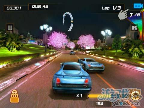 竞速游戏:巅峰狂飚 体验不一样的飙车感觉5