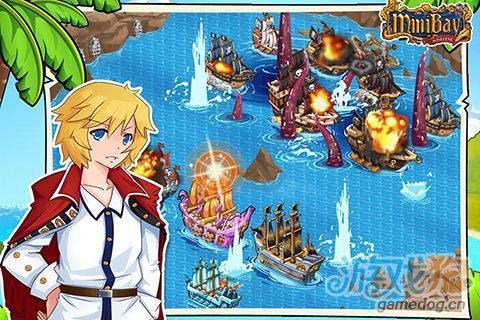 模拟经营游戏:迷你港湾 建造你的海上王国2