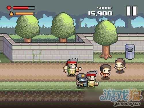 大恐龙游戏新作 Beatdown 即将登陆iOS平台2